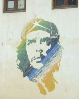 Che on the Wall